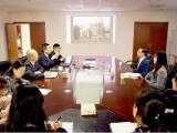 台湾阳明大学牙医学院院长许明伦教授 一行到我院参访