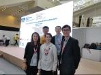 我院学生在第二届国际牙科学生技能竞赛中表现出色
