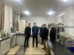 省科技厅副厅长赵海波一行到我院调研指导云南省口腔医学重点实验室建设工作